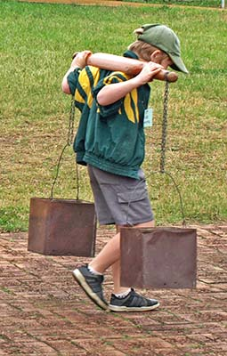 The Olden Days in Action @ Wollondilly Heritage Centre and Museum