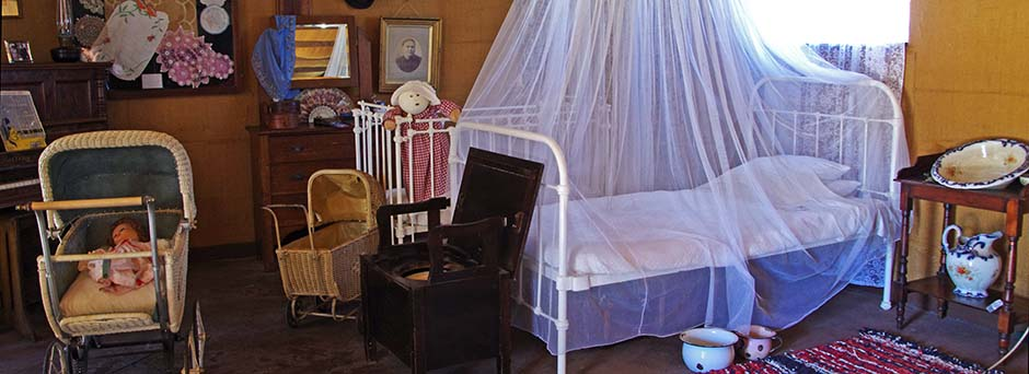 Bedroom of a Child