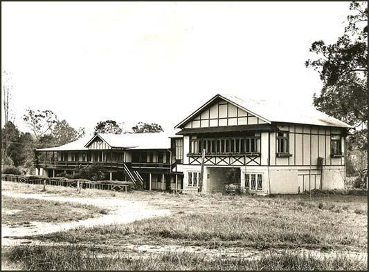 Burragorang House 1920c