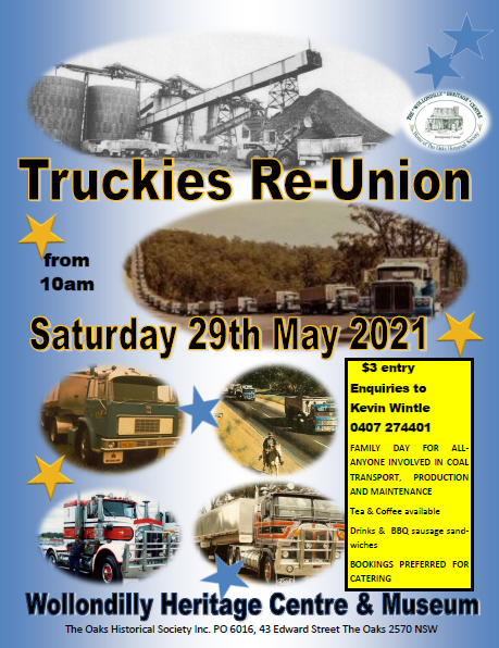 truckies reunion 2021